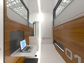 Sleepbox dubai