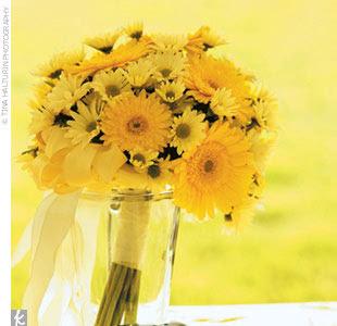 Esse bolo está muito mimoso, as flores combinam com a idéia de Campo