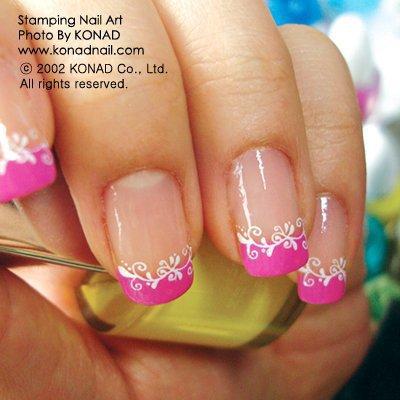 Tips de belleza fotos de u as decoradas manicura - Unas acrilicas decoradas ...