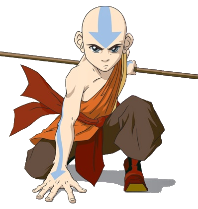 Avatar The Last Airbender Aang