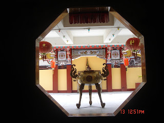 travel, Chinese Temple, Binondo, Manila, Philippines