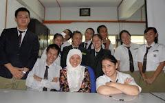 Computing Students of STPM 2009