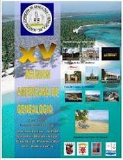 Afiche XV RAG