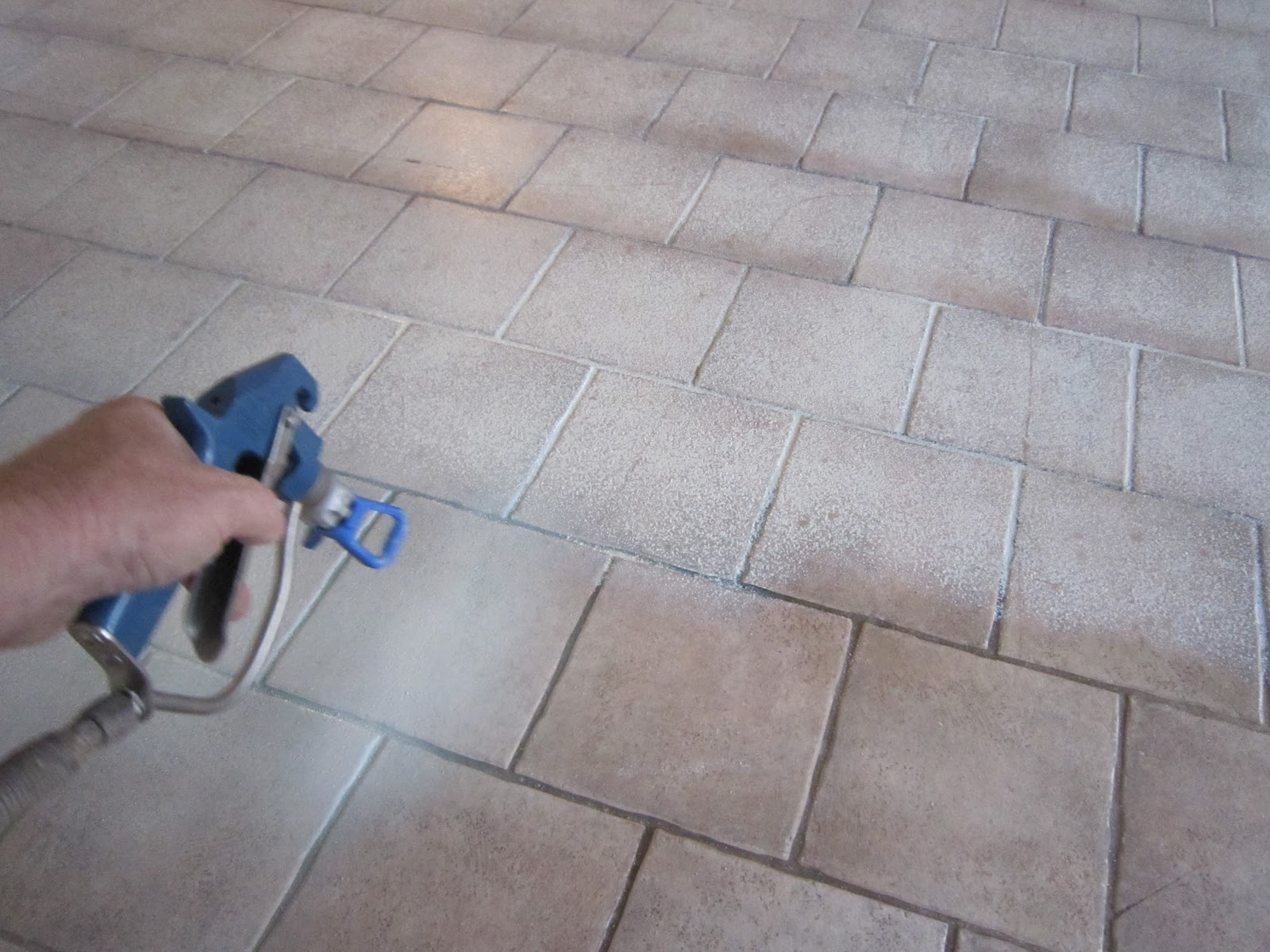 How To Install A New Surface Over Tile Smart Surface Technology