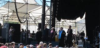 Mavis Staples Life is Good Festival 2010