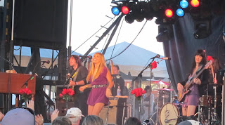 Grace Potter and The Nocturnals Life is Good Festival 2010