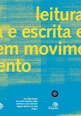 "Livro ""Leitura e Escrita em Movimento"""