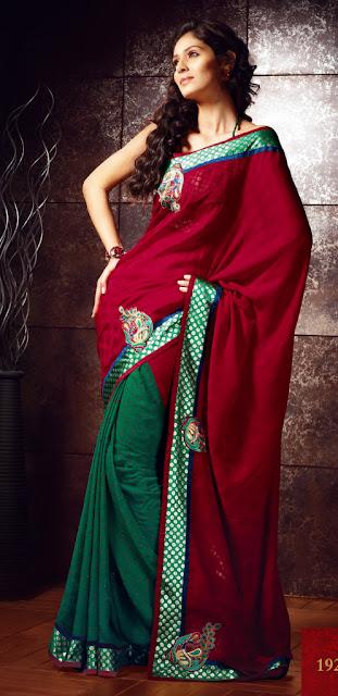Bridal Sarees for Wedding. Latest Designer Sarees Online