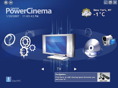 CyberLink PowerCinema 5.1.3627