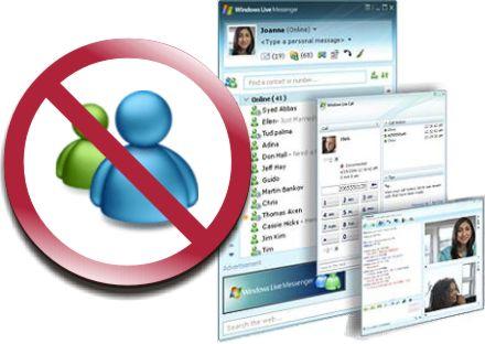 Nem só de MSN viverá a comunicação instantânea...