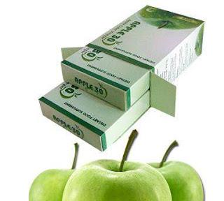 apple30 elma sirkesi kapsulu resmi