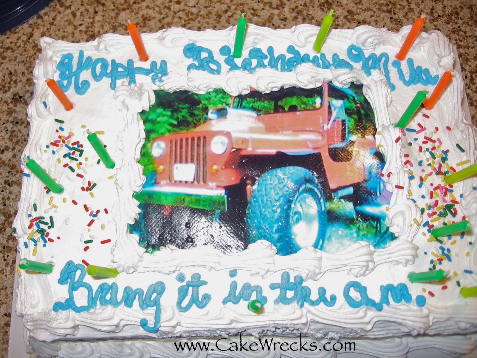 cake wrecks birthday lisa wwwpixsharkcom images