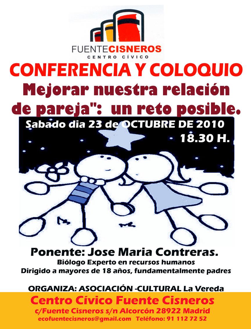 reunirse charla facial en Alcorcón