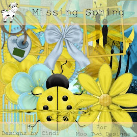 Missing Spring by Designs By Cindi