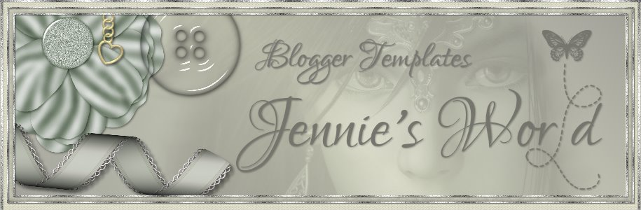 Jennie's World Blogger Templates