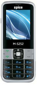 Spice M 5252 Mobile Phone