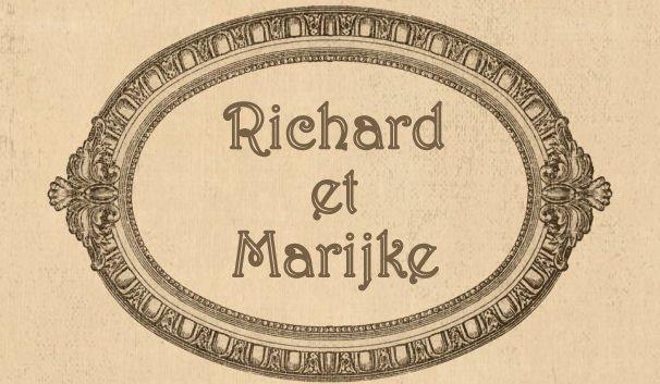 Richard et Marijke