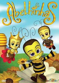 ABELHINHAS (DUBLADO) FILME INFANTIL  Abelhinhas3