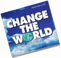 Change the World in Five Minutes: Pass Your Books On