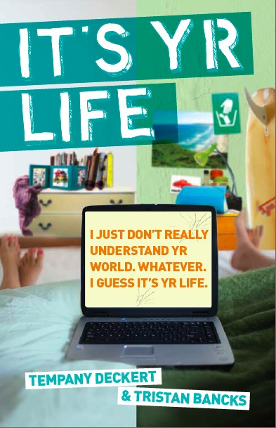 it's yr life – YA Novel on Shelves