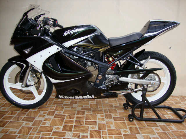 Image of Ninja 150rr Modifikasi