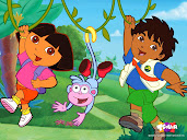 #6 Dora The Explorer Wallpaper