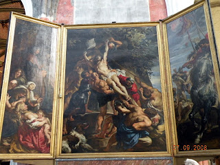 Одна из картин П.Рубенса в