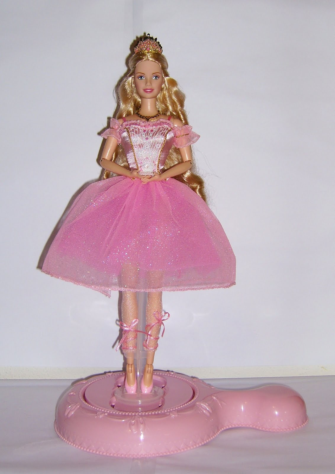 Barbie Playline Collectibles Barbie In The Nutcracker