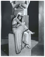 "Zita Johann in ""The Mummy"" (1933)"