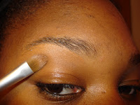 Handwritten on my brows…