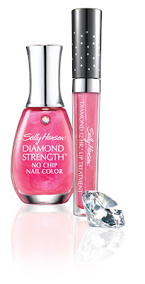 Sally Hansen's Diamonds and Hidden Treasure