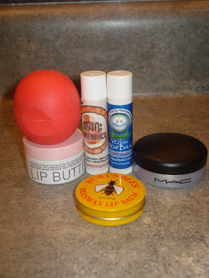 Lip balms=love
