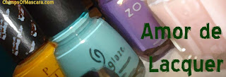 Amor de Lacquer: Zoya Sparkle collection