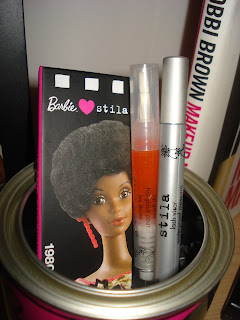 Barbie Loves Stila: Foxy Doll