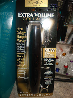 Mascara Monday: L&#8217;Oreal Extra Volume Collagen mascara