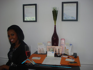 Beauty Event: Johnson's Body Care Cause Party, part II