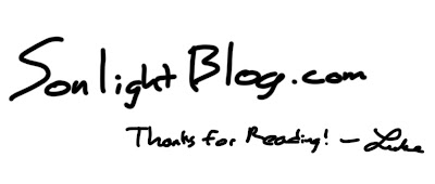 SonlightBlog.com Thanks for Reading
