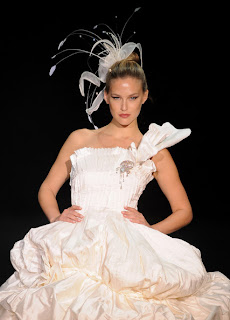 wedding dresses - the trend of wedding dress designs have leaned towards simplicity