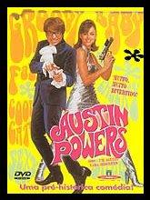 AU Austin Powers 1,2 e 3