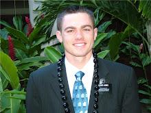Elder Jordan Jones - Honolulu Hawaii
