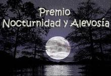 Premio Nocturnidad y Alevosía