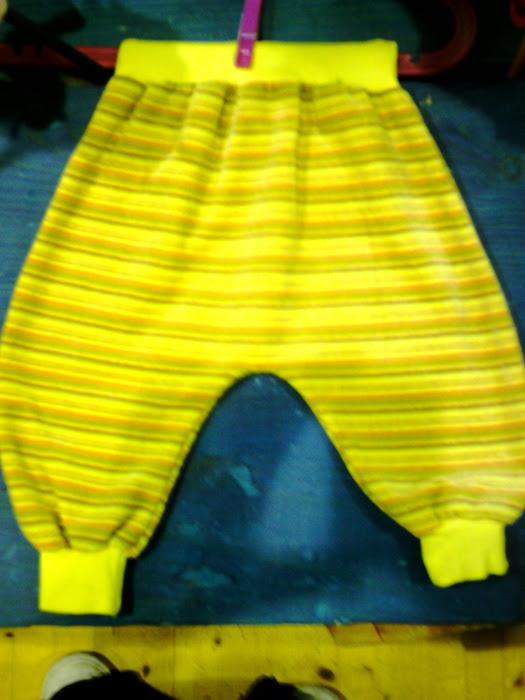 pantalon turco