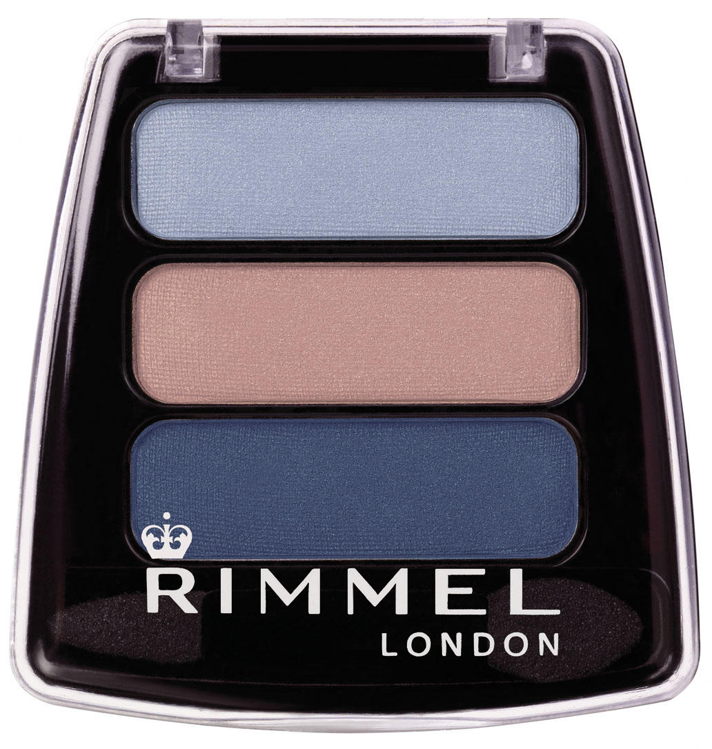 The Rimmel London Look Modern Glam Eye Make Up Tutorial