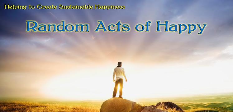 Random Acts of Happy