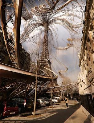 Paris wield