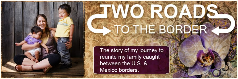 Two Roads To The Border