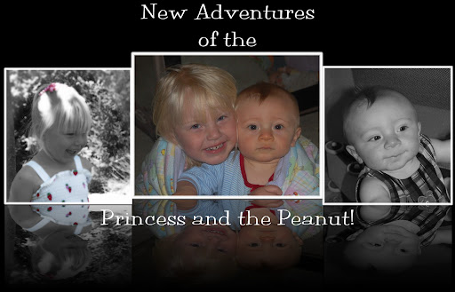 The New Adventures of the Princess and the Peanut