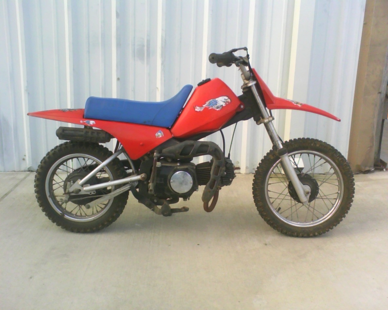 pin 1980 yamaha 80cc dirt bike. Black Bedroom Furniture Sets. Home Design Ideas