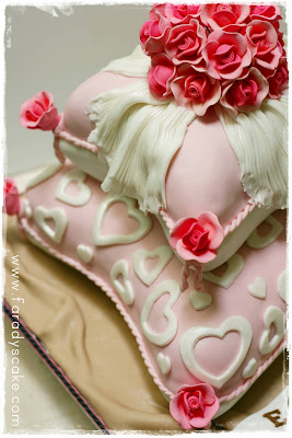 Portos Wedding Cake