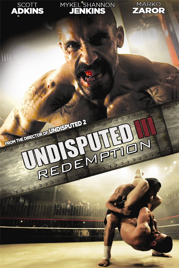 Undisputed III / დაუმარცხებელი 3 (ქართულად)